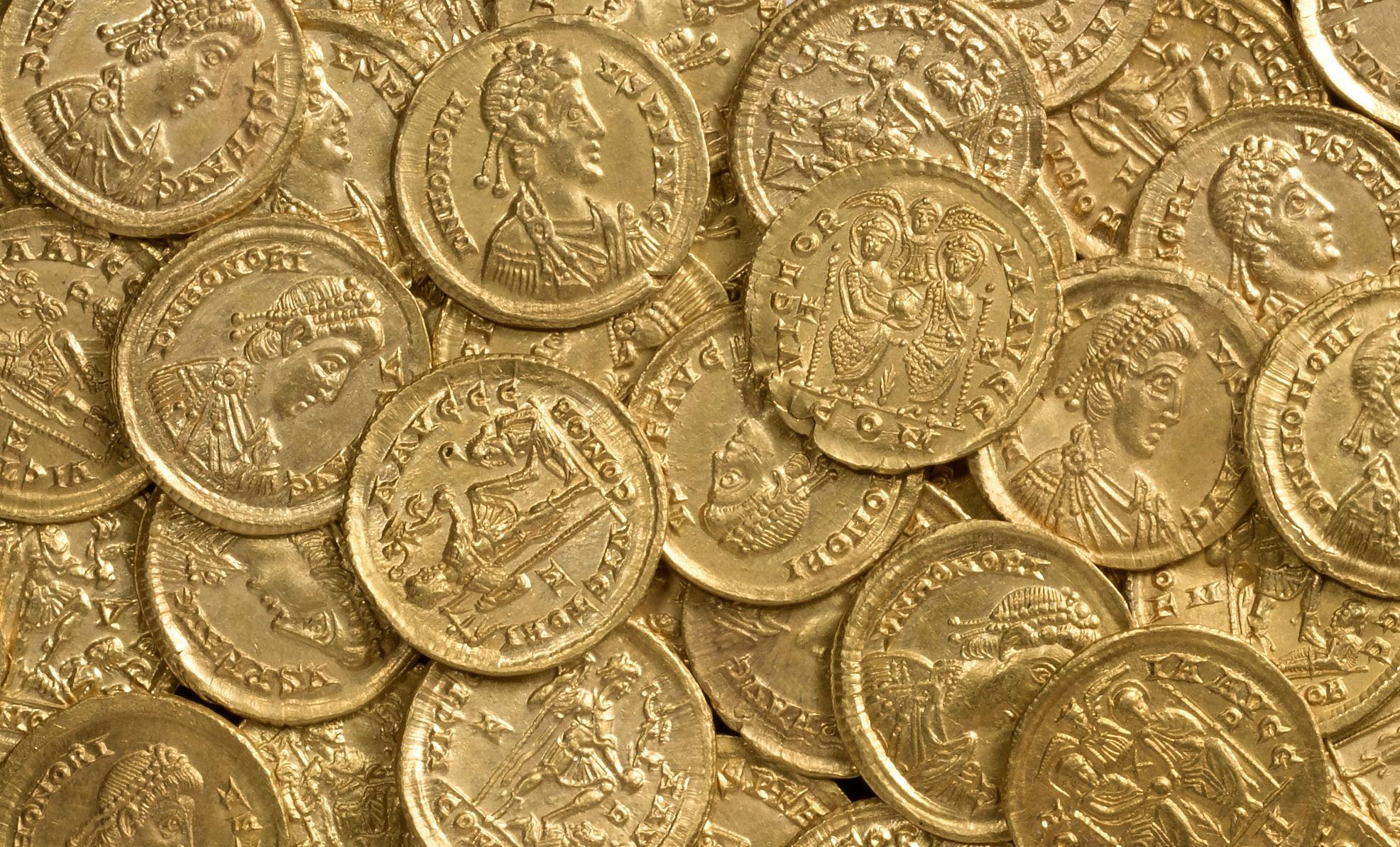 Britain Gold Coins